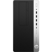 HP ProDesk 600 G4 4HM41UT#ABA Microtower Desktop Computer, Intel Core i5-8500 3 GHz