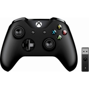 Microsoft Xbox Controller and Wireless Adapter for Windows 10 (4N7-00007)
