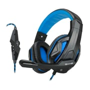 "ENHANCE ENGXH20100BKEW, PC Headset with Comfortable Ear Padding, 11"" x 9"" x 4"", Black, 20/1"
