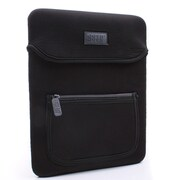 "USA GEAR GRFAXXL100BKEW, Tablet Cover Case Sleeve, 10.4"" x 7.75"" x .05"", Black, 80/40"