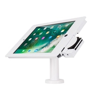 "The Joy Factory KAA403W Elevate II POS Wall /Countertop Kiosk with MagTek eDynamo Bracket for iPad Pro 12.9"", White"