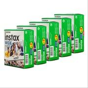 Fujifilm Instax Wide Film, 100 Exposures, 10/Pack