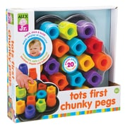 Alex Jr. Tots First Chunky Pegs (ALE1953)