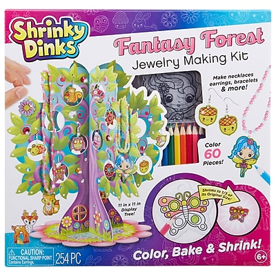Shrinky Dinks - Fantasy Forest
