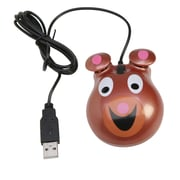 Animal-Themed Computer Mice, Bear motif