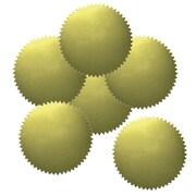 Hayes® Gold Stickers, Blank (H-VA313)