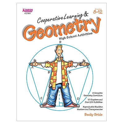 Kagan Publishing® Cooperative Learning & High School Geometry Book