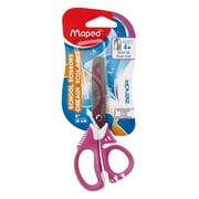 """Maped USA Zenoa Fit Scissors, Blunt Tip, 5"""",Assorted Colors, 12 packs of 1 (MAP670220)"""