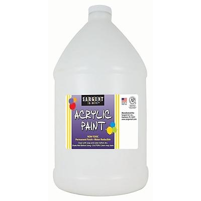 Sargent Art® 64oz. Acrylic Paint, White
