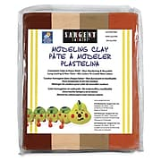 Sargent Art® Assorted Modeling Clay, 4/ST, 10 ST/BD