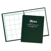 Ward® Lesson Plan Book (8 period Regular), 3 EA/BD