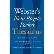 "Houghton Mifflin® ""Webster's New Roget's Pocket Thesaurus"", Grades 7th - 12th (AH9780618953202)"