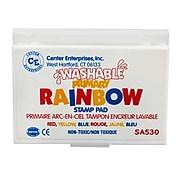 Washable Rainbow Stamp Pads, Primary