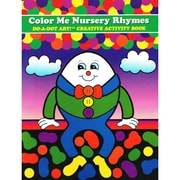 Do•A•Dot Art!™ Creative Activity Book, Color Me Nursery Rhymes, 24 pages