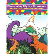 Do•A•Dot Art!™ Creative Activity Book, Discovering Mighty Dinosaurs, 24 pages