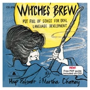 Hap Palmer CDs, Witches' Brew
