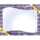 Hayes Border Paper Music Certificates, Multicolor, 50/Pack (H-VA643)