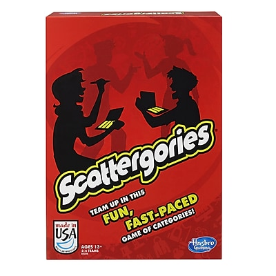 Hasbro Scattergories Game (HG-A5226)