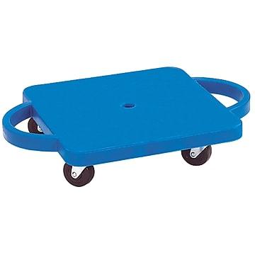 Martin Sports Equipment, Plastic Scooter, Blue,Size: 2x