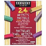 Sargent Art® Assorted Color Artists Chalk, 24/Box