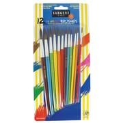 Sargent Art® 12Ct Natural Hair Rainbow Brush