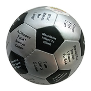 "Talicor™ 6"" Icebreakers Thumball Ball (TAL9014)"
