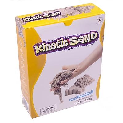 Relevant Play Kinetic Sand, 5.5lbs. (WAB150301)
