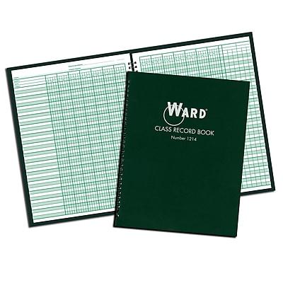 The Hubbard Company WARD® Class Record Book (WAR1214)