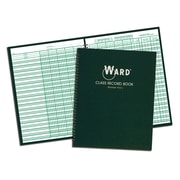 Ward® Class Record Book (For 9 Or 10 Week Grading Periods), 3/Pk