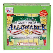 Managing My Allowance Game