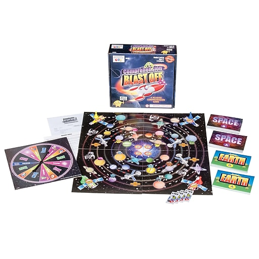 Learning Advantage Comprehension Blast Off Game (WCA6320)