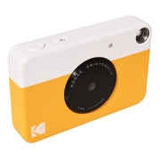 Kodak Printomatic Instant Print Camera Yellow