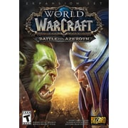 World of Warcraft : Battle for Azeroth, anglais, PC