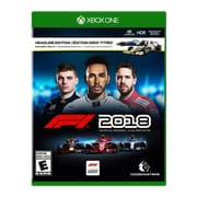 F1 2018 Special Edition, XBox One
