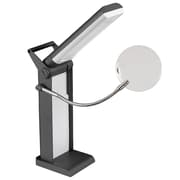 Unique Lighting Foldable LED Desk Lamp, Black (3072001)