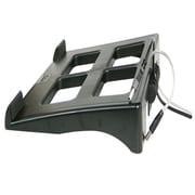 DAC® – Support pour portatif MP-195, à hauteur et angle réglables, noir
