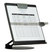 DAC® EH-17006-BLK Euroholder Desktop Adjustable Copyholder, Black