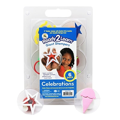 Ready2Learn™ Giant Stampers, Celebrations