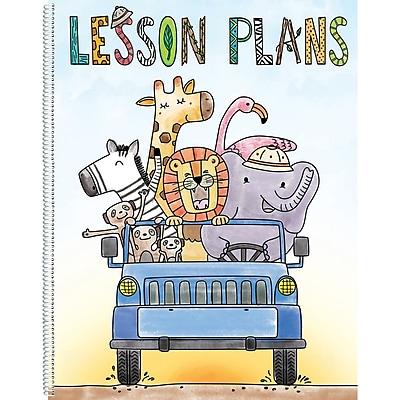 Creative Teaching Press Safari Friends Lesson Plan Book, bundle of 3 (CTP2074)