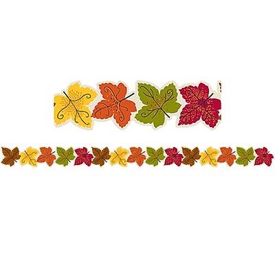 Creative Teaching Press® Maple Leaves Border, Grades Toddler - 12 (CTP7113)
