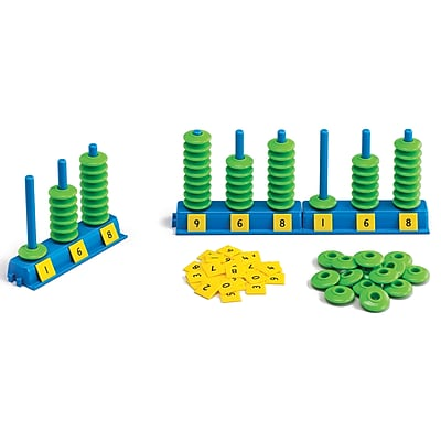 Learning Advantage Place Value Abacus, 183/Set (CTU26102)