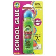 Crafty Dab® 8 oz. Student Glue, Clear, 10 EA/BD