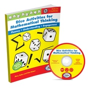 Dice Activities for Mathematical Thinking Resource Book, Grades 5-8