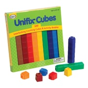 UNIFIX® Cubes, 10 Colors, 100/ST, 2 ST/BD