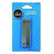 "Dowling Magnets® Alnico Bar Magnet, 3"", 2/PK, 2 PK/BD"