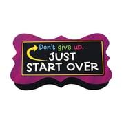 Magnetic Whiteboard Eraser Start Over Quote, 6/pack (DO-735254)
