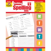 Evan-Moor® Building Spelling Skills, Grade 5