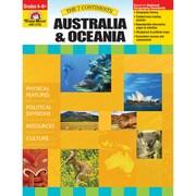 Evan-Moor® The 7 Continents: Australia and Oceania Teacher Resource Book (EMC3733)