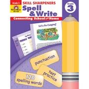 Evan-Moor® Skill Sharpeners, Spell & Write, Grade 3