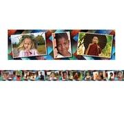 "Edupress Multicultural Kids Postcards Photo Border, 39"" x 3"" (EP-3290)"